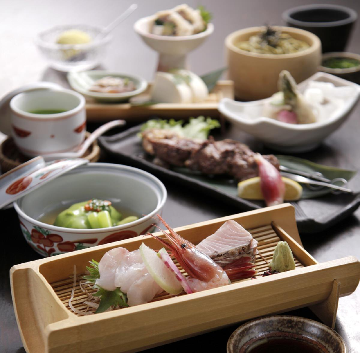 銀座にある歓迎会に最適な和食店【竹の庵】