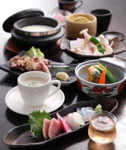 銀座でランチが愉しめる和食店【銀座 竹の庵 5丁目本店】